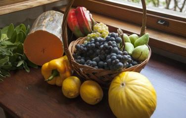 DSC_8777.JPG: frutti e verdure dell'orto